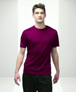 Mens Sports Dark Coloured T-Shirt