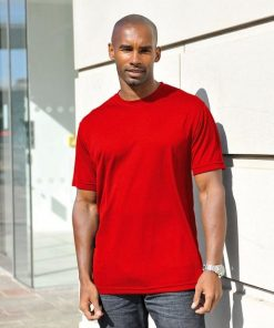 Mens Sports Bright Coloured T-Shirt