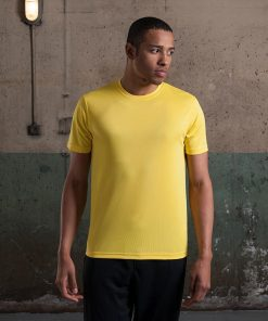 Mens Sports Light Coloured T-Shirt