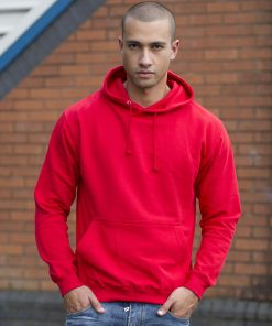 Mens Bright Coloured Hoodie