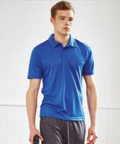 Mens Light Coloured Sports Polo