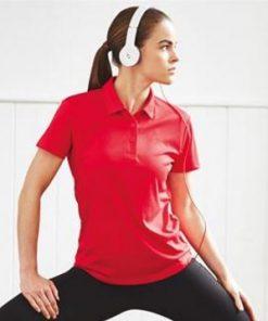 Women's Sports Polo