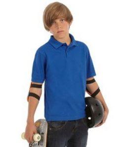 Kids Sports Polo Shirt