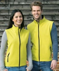 Womens Softshell Bodywarmer