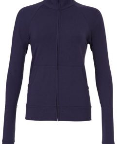 Womens Navy Gym Top/Jacket
