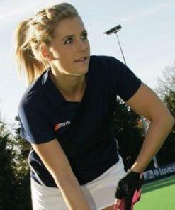 Womens Navy Hockey Shirt