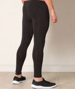 Mens Black Running Pants