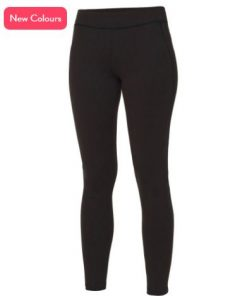 Womens Black Running Leggings