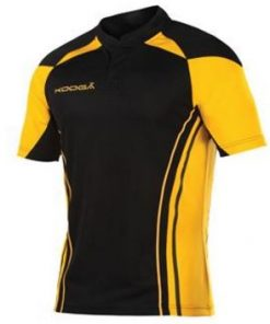 Kooga Yellow Stadium Match Shirt
