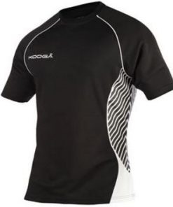 Kooga White Try Panel Match Shirt