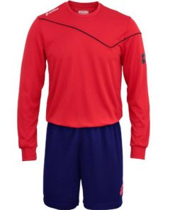 Kids & Adults Red-Navy Lotto Full Football Kit