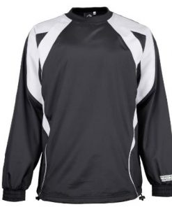 Rhino Black Rugby Training Top