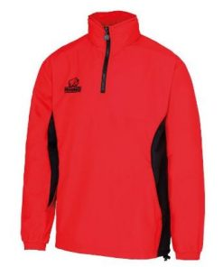 Rhino Red 1/4 Zip Training Jacket