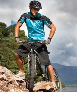 Mens Aqua Cycling Top