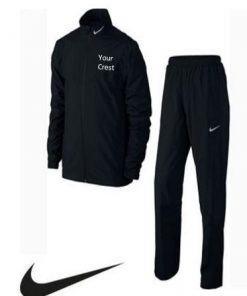 Nike rain suit mens golf wear embroidered crest club society ireland