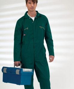 Dickies Redhawk Zipped Overalls