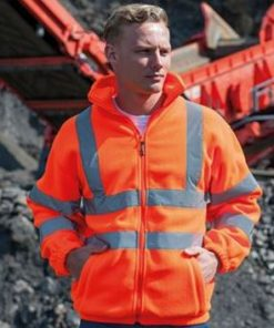 RTY Hi Vis Workwear Fleece