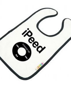 iPeed Baby Bib personalised baby bibs ireland